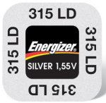 Energizer 1.55 Volt Silver Oxide Battery 315 - Click Image to Close