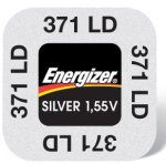 Energizer 371 370 Silver Oxide 1.55 Volt Battery AG6 - Click Image to Close