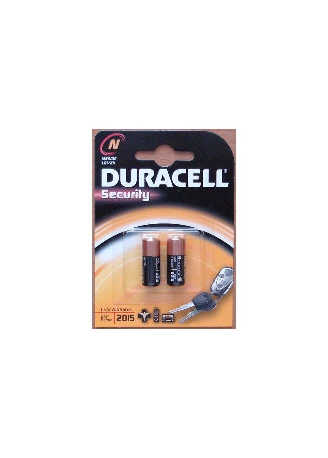 duracell duralock lr1 type n security 1 5 volt twin pack. Black Bedroom Furniture Sets. Home Design Ideas