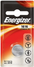 Energizer CR1616 3 Volt Lithium Battery