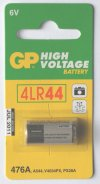 GP 4LR44 Alkaline 6 Volt Battery